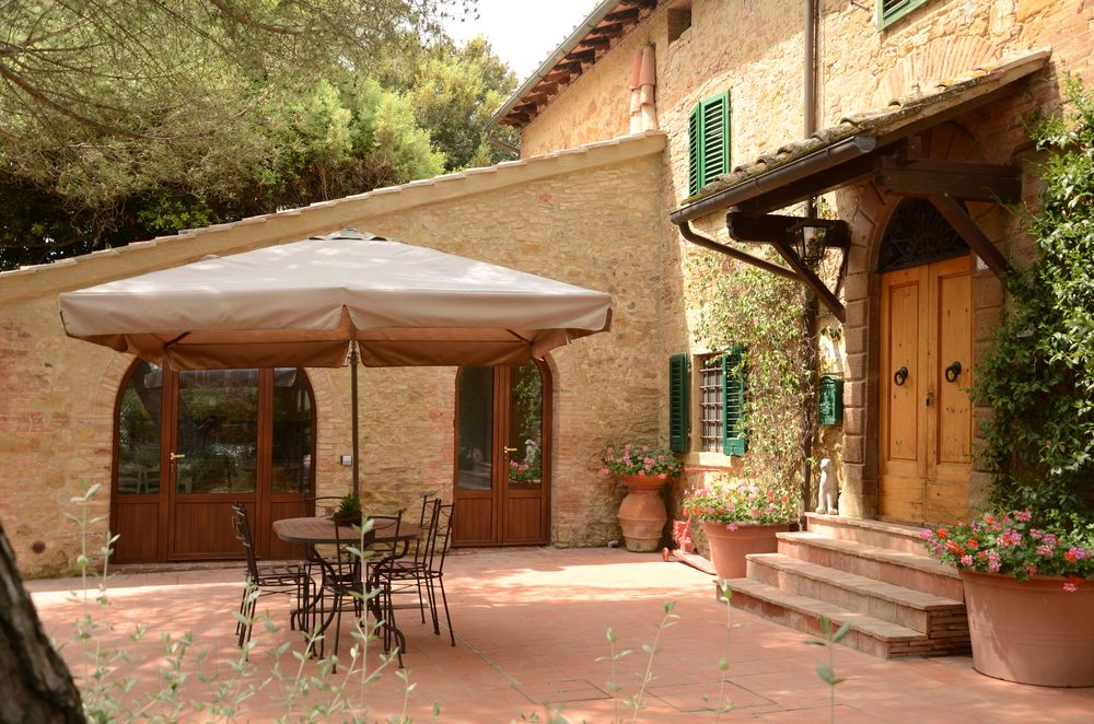 Cottage holiday in Tuscany