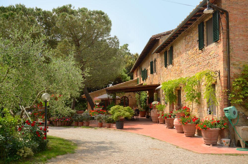Holiday home on the Via Francigena
