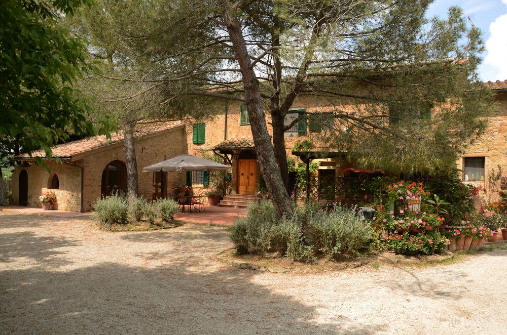 Holiday House near San Gimignano